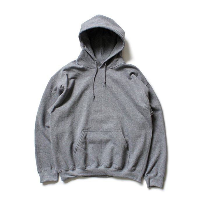 GILDAN / 18500 8.0oz Heavy Blend Hooded Sweatshirt プルオーバーパーカー - Graphite Heather