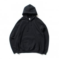 GILDAN / 18500 8.0oz Heavy Blend Hooded Sweatshirt プルオーバーパーカー - Black