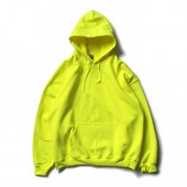 GILDAN / 18500 8.0oz Heavy Blend Hooded Sweatshirt プルオーバーパーカー - Safety Green