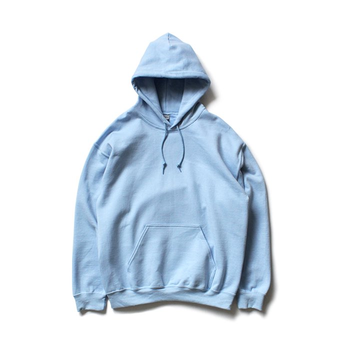 GILDAN / 18500 8.0oz Heavy Blend Hooded Sweatshirt プルオーバーパーカー - Light Blue