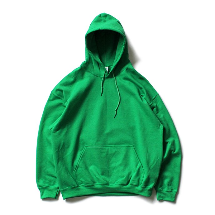 GILDAN / 18500 8.0oz Heavy Blend Hooded Sweatshirt プルオーバーパーカー - Irish Green