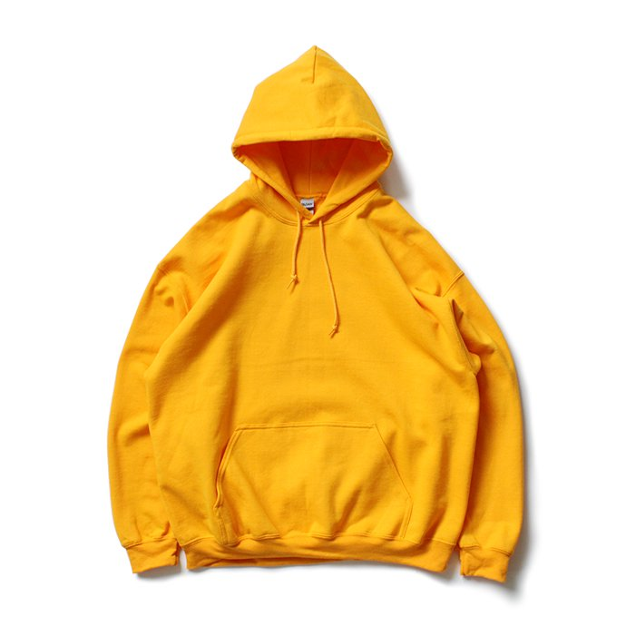 GILDAN / 18500 8.0oz Heavy Blend Hooded Sweatshirt プルオーバーパーカー - Gold