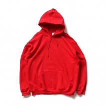 GILDAN / 18500 8.0oz Heavy Blend Hooded Sweatshirt プルオーバーパーカー - Red