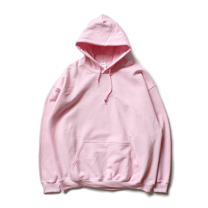 GILDAN / 18500 8.0oz Heavy Blend Hooded Sweatshirt プルオーバーパーカー - Light Pink