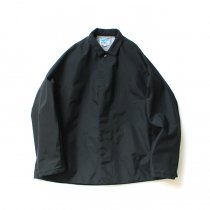 Powderhorn Mountaineering / P.H. M.COAT SHORT 3Lナイロンシェル ショートコート PH20SS-002 - Black