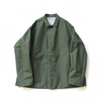 Powderhorn Mountaineering / P.H. M.COAT SHORT 3Lナイロンシェル ショートコート PH20SS-002 - Olive