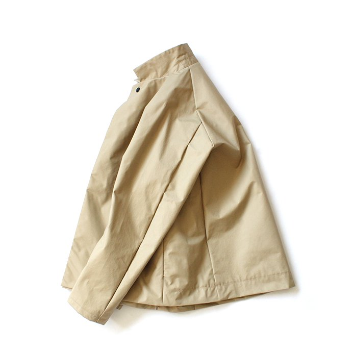 148203692 Powderhorn Mountaineering / P.H. M.COAT SHORT 3Lナイロンシェル ショートコート PH20SS-002 - Beige<img class='new_mark_img2' src='//img.shop-pro.jp/img/new/icons20.gif' style='border:none;display:inline;margin:0px;padding:0px;width:auto;' /> 02