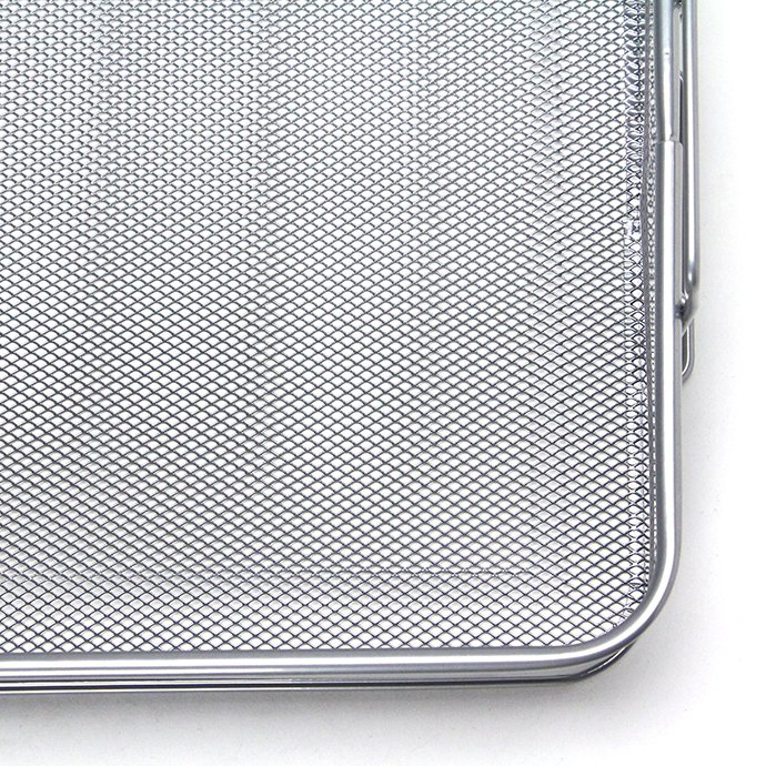 148543609 Stack Metal Tray - Silver スタックメタルトレイ シルバー 02