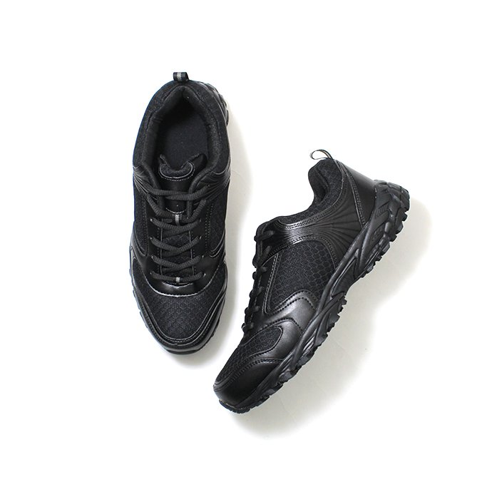 149164367 MIL-TEC / GERMAN STYLE OUTDOOR SHOES - Black 01