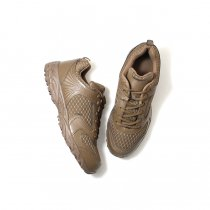 MIL-TEC / GERMAN STYLE OUTDOOR SHOES - Coyote