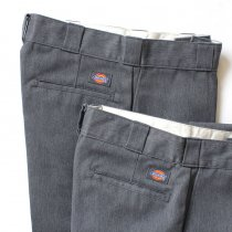 90s Dickies 874HG Work Pants - Made in USA ディッキーズ ワークパンツ アメリカ製 ヘザーグレー 32<img class='new_mark_img2' src='//img.shop-pro.jp/img/new/icons47.gif' style='border:none;display:inline;margin:0px;padding:0px;width:auto;' />