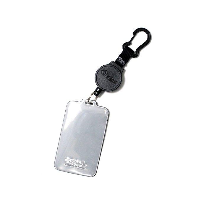 149855756 O-(オー)/ JOY PURSE リフレクター素材カードケース 20W-18 Silver 01