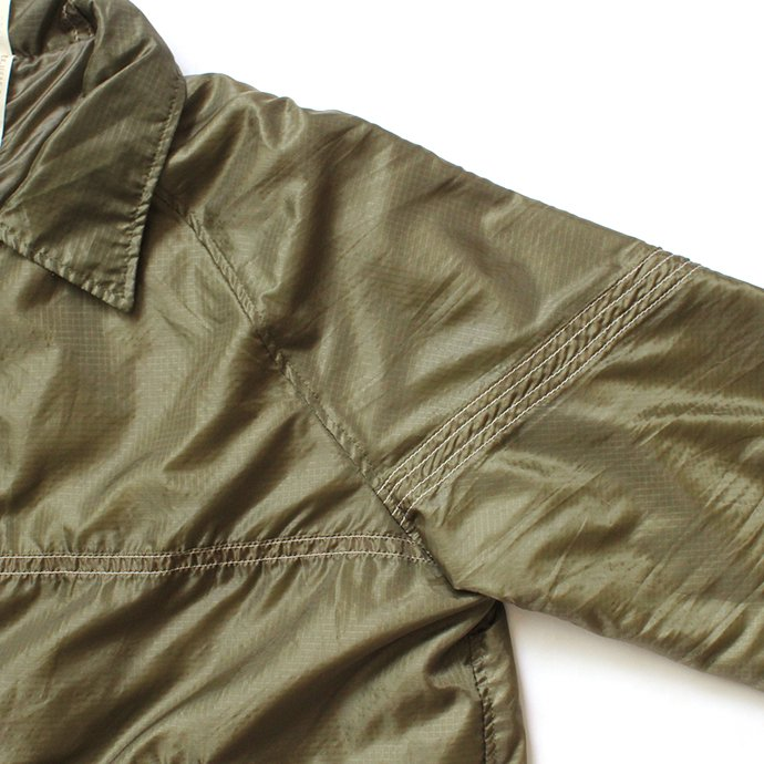 151233077 Hexico / Deformer Coach Jacket Ex. USAF Parachute パラシュート素材コーチジャケット - Olive<img class='new_mark_img2' src='//img.shop-pro.jp/img/new/icons47.gif' style='border:none;display:inline;margin:0px;padding:0px;width:auto;' /> 02