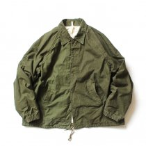 Hexico / Deformer Coach Jacket Ex. U.S. Army Shelter Half Tent テント素材コーチジャケット - 02<img class='new_mark_img2' src='//img.shop-pro.jp/img/new/icons47.gif' style='border:none;display:inline;margin:0px;padding:0px;width:auto;' />
