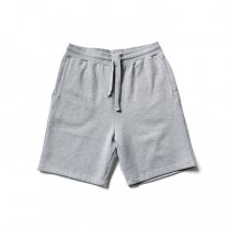 BEIMAR / Basic Fleece Short FS300 スウェットショーツ - Heather Grey
