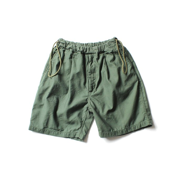 152570275 Hexico / Deformer Side String Shorts Ex. U.S. Army Laundry Bag ランドリーバッグリメイクショーツ - 2<img class='new_mark_img2' src='//img.shop-pro.jp/img/new/icons47.gif' style='border:none;display:inline;margin:0px;padding:0px;width:auto;' /> 01
