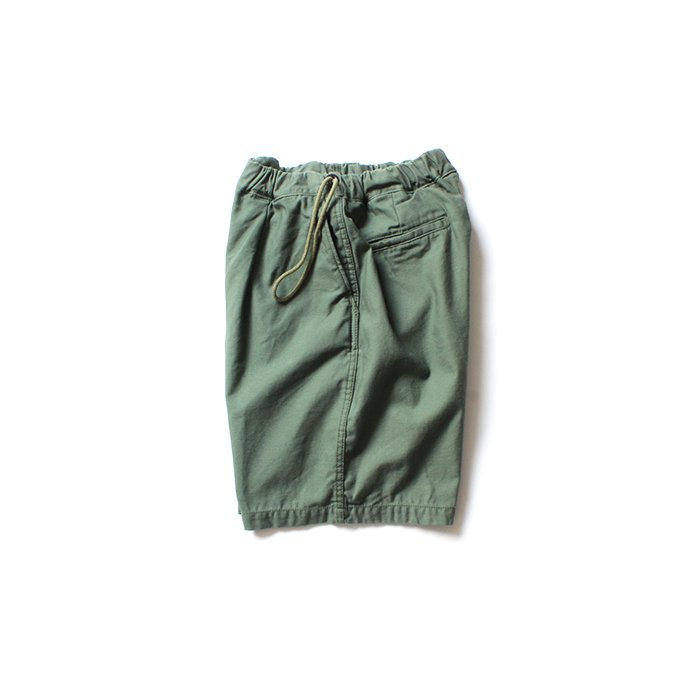 152570275 Hexico / Deformer Side String Shorts Ex. U.S. Army Laundry Bag ランドリーバッグリメイクショーツ - 2<img class='new_mark_img2' src='//img.shop-pro.jp/img/new/icons47.gif' style='border:none;display:inline;margin:0px;padding:0px;width:auto;' /> 02