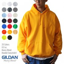 GILDAN / 18500 8.0oz Heavy Blend Hooded Sweatshirt プルオーバーパーカー - 全20色
