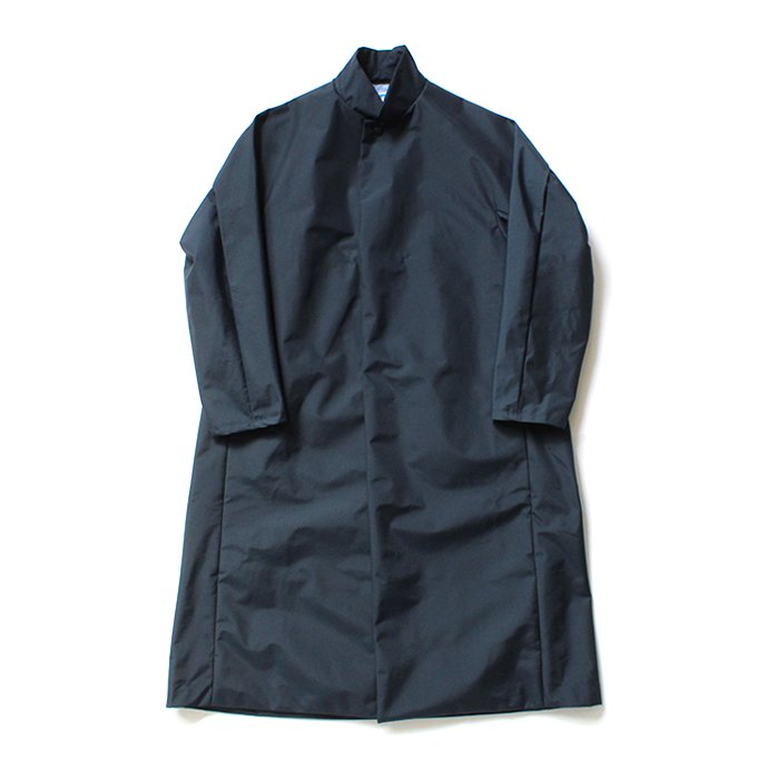 Powderhorn Mountaineering / P.H. M. LONG COAT 3Lナイロン シェルコート PH20FW-002 - Navy