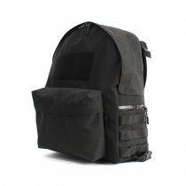 bagjack / NXL Daypack M Molle/Velcro Patch - Black バッグジャック ネクストレベル デイパック Mサイズ ブラック<img class='new_mark_img2' src='//img.shop-pro.jp/img/new/icons47.gif' style='border:none;display:inline;margin:0px;padding:0px;width:auto;' />