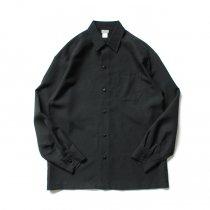 CalTop / 1000 スタンダード L/Sシャツ - Black