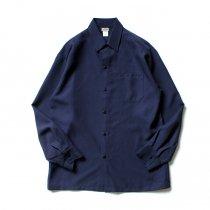 CalTop / 1000 スタンダード L/Sシャツ - Navy