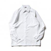 CalTop / 1000 スタンダード L/Sシャツ - White