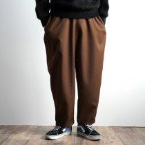 Powderhorn Mountaineering / P.H. M. Easy Pants PC ポリエステルコットン イージーパンツ PH20FW-004 - Brown