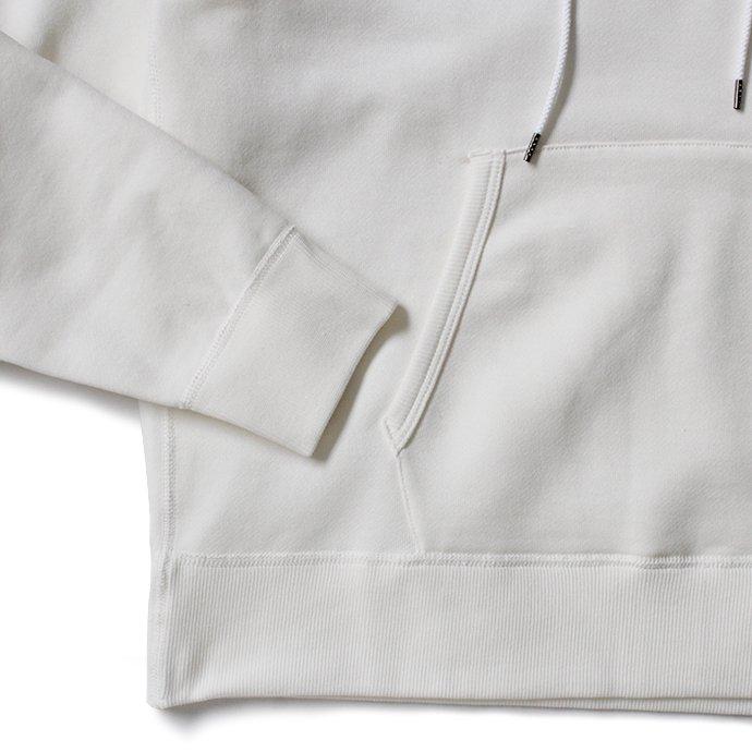 155316689 STILL BY HAND / CS03204 プルオーバー スウェットパーカー - Off White 02