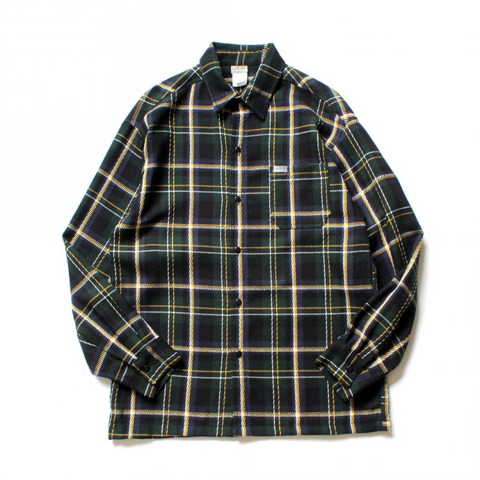 155495488 CalTop / 2000 フランネル L/Sシャツ - NS-005 チェック 01