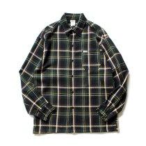 CalTop / 2000 フランネル L/Sシャツ - NS-005 チェック
