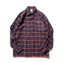 CalTop / 2000 フランネル L/Sシャツ - NS-029 チェック