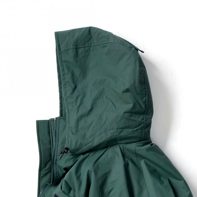 155547369 O-(オー)/ SLEEPY PARKA O-W-15 - Forest 02