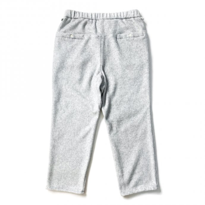 155564058 O-(オー)/ FREE SWEAT PANTS フリースイージーパンツ 21W-03 - Heather Gray 02