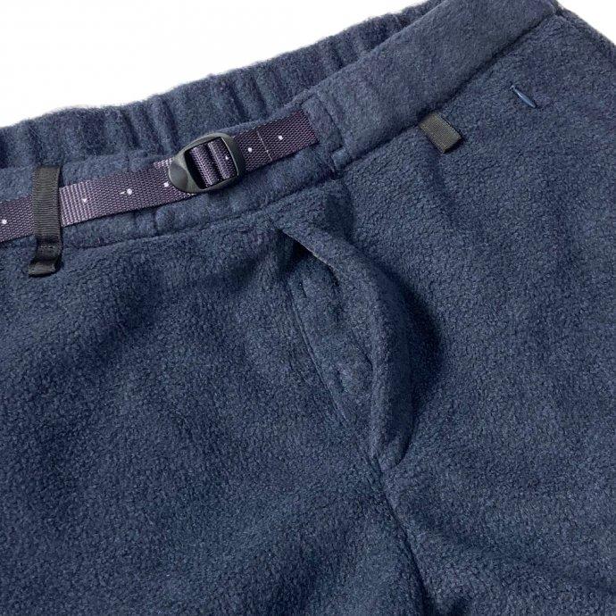 155564110 O-(オー)/ FREE SWEAT PANTS フリースイージーパンツ 21W-03 - Navy 02