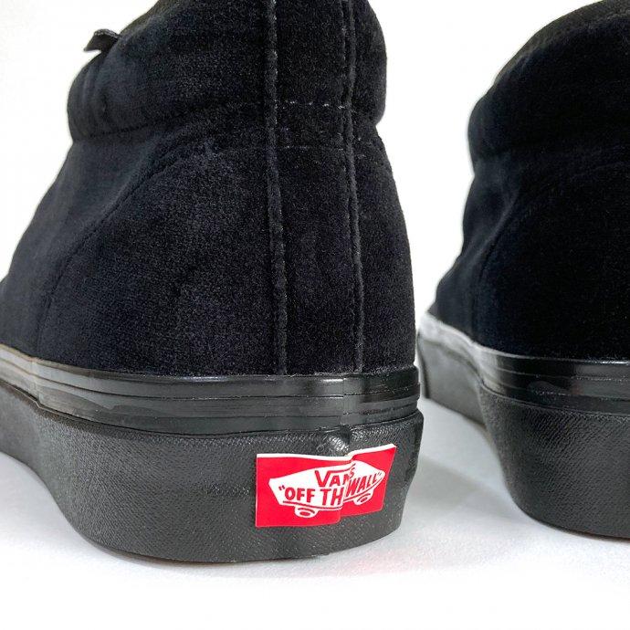 155641684 VANS / Anaheim Factory Chukka 49 DX - OG Black/Velvet アナハイムファクトリー チャッカ ブラックベルベット VN0A4BTI2P2 02