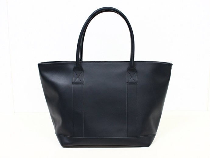 22772165 This is... / Leather Tote Bag - Navy<img class='new_mark_img2' src='//img.shop-pro.jp/img/new/icons47.gif' style='border:none;display:inline;margin:0px;padding:0px;width:auto;' /> 02