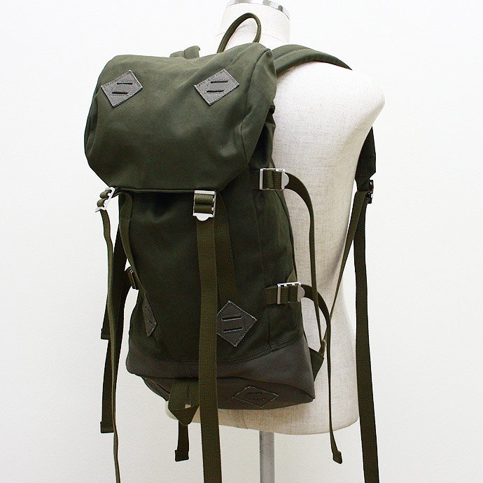 23054147 This is... / Canvas Backpack - Olive<img class='new_mark_img2' src='//img.shop-pro.jp/img/new/icons47.gif' style='border:none;display:inline;margin:0px;padding:0px;width:auto;' /> 01