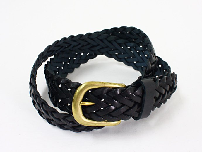 23114791 This is... / Leather Mesh Belt 30mm<img class='new_mark_img2' src='//img.shop-pro.jp/img/new/icons47.gif' style='border:none;display:inline;margin:0px;padding:0px;width:auto;' /> 02