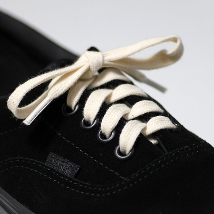 23420094 This is... / All-Cotton Athletic Shoelaces コットンシューレース - 3サイズ・2色 02