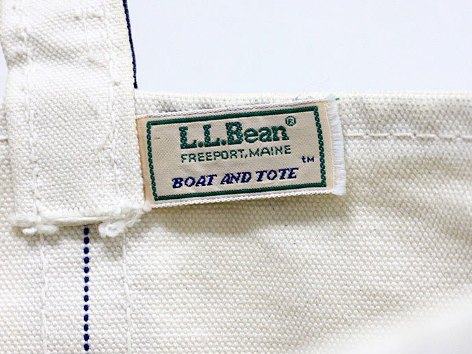 EHS Vintage 70s L.L.Bean Boat and Tote Bag - Navy<img class='new_mark_img2' src='//img.shop-pro.jp/img/new/icons47.gif' style='border:none;display:inline;margin:0px;padding:0px;width:auto;' /> 02