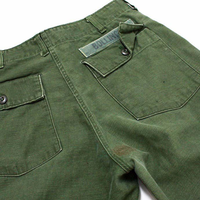 24666443 Used U.S. Army Utility Trousers - W36 L29<img class='new_mark_img2' src='//img.shop-pro.jp/img/new/icons47.gif' style='border:none;display:inline;margin:0px;padding:0px;width:auto;' /> 01