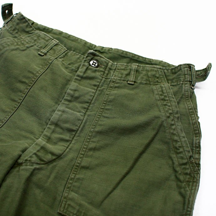 24666630 Used U.S. Army Utility Trousers w/Adjust Tab<img class='new_mark_img2' src='//img.shop-pro.jp/img/new/icons47.gif' style='border:none;display:inline;margin:0px;padding:0px;width:auto;' /> 01