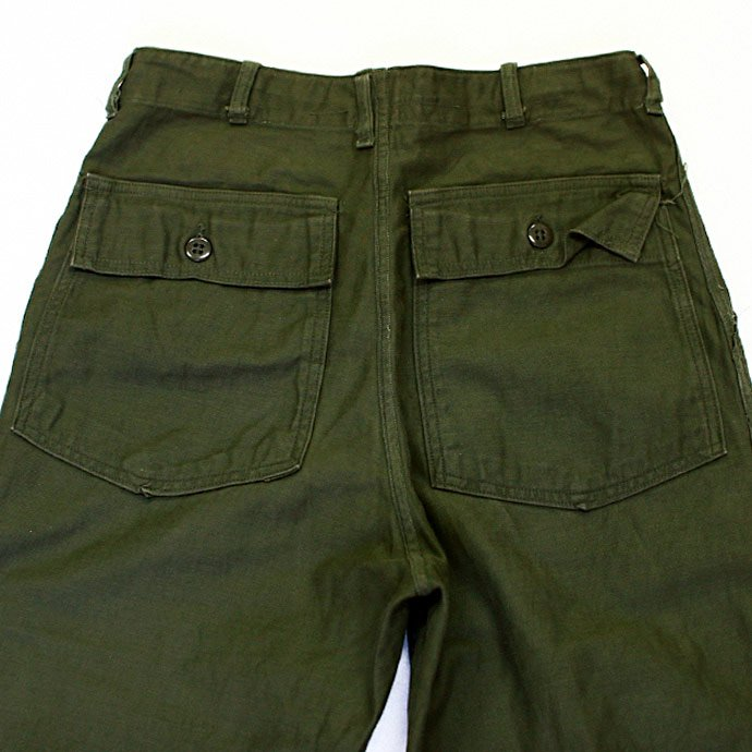 EHS Vintage Used U.S. Army Utility Trousers - W34 L33<img class='new_mark_img2' src='//img.shop-pro.jp/img/new/icons47.gif' style='border:none;display:inline;margin:0px;padding:0px;width:auto;' /> 01