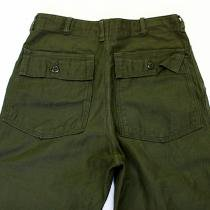 Used U.S. Army Utility Trousers - W34 L33<img class='new_mark_img2' src='//img.shop-pro.jp/img/new/icons47.gif' style='border:none;display:inline;margin:0px;padding:0px;width:auto;' />