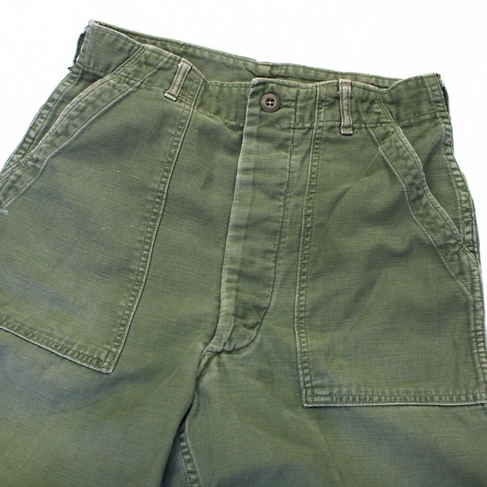 24666915 Used U.S. Army Utility Trousers - W30 L33<img class='new_mark_img2' src='//img.shop-pro.jp/img/new/icons47.gif' style='border:none;display:inline;margin:0px;padding:0px;width:auto;' /> 01