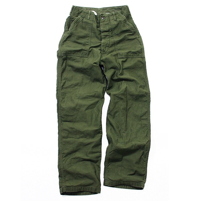 EHS Vintage Used (Like New) U.S. Army Utility Trousers - W30 L33<img class='new_mark_img2' src='//img.shop-pro.jp/img/new/icons47.gif' style='border:none;display:inline;margin:0px;padding:0px;width:auto;' /> 01