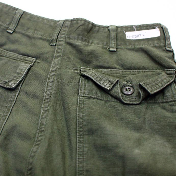 24770741 Used U.S. Army Utility Trousers - W30 L29<img class='new_mark_img2' src='//img.shop-pro.jp/img/new/icons47.gif' style='border:none;display:inline;margin:0px;padding:0px;width:auto;' /> 01