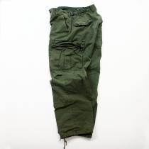EHS Vintage Used '60s Jungle Fatigue Pants w/ Scovill Zipper J01R<img class='new_mark_img2' src='//img.shop-pro.jp/img/new/icons47.gif' style='border:none;display:inline;margin:0px;padding:0px;width:auto;' />