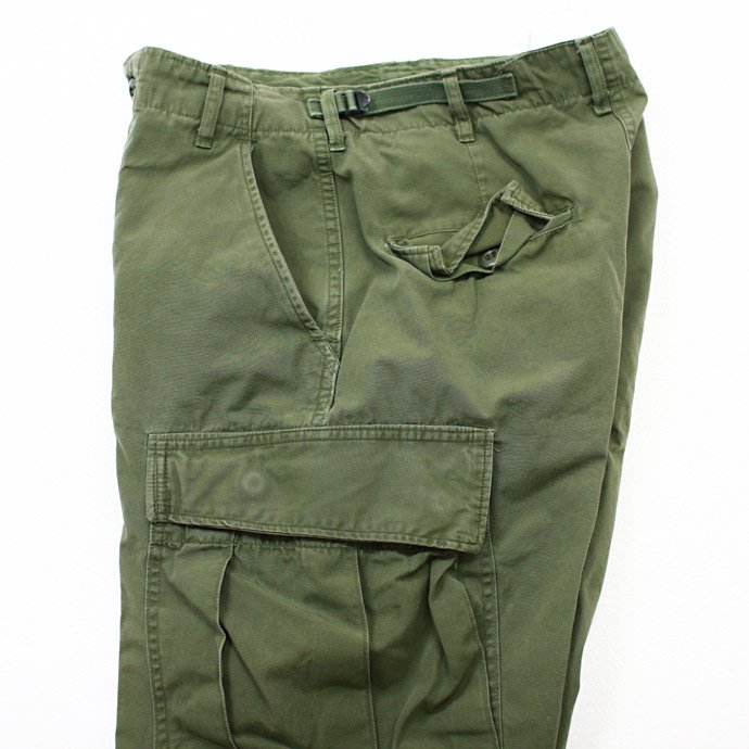 EHS Vintage Used '60s Poplin Jungle Fatigue Pants J01pi<img class='new_mark_img2' src='//img.shop-pro.jp/img/new/icons47.gif' style='border:none;display:inline;margin:0px;padding:0px;width:auto;' /> 01